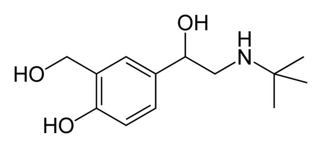 Salbutamol - składnik Ventolinu